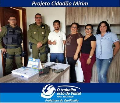Ourilândia: Prefeitura desenvolve projeto Cidadão Mirim