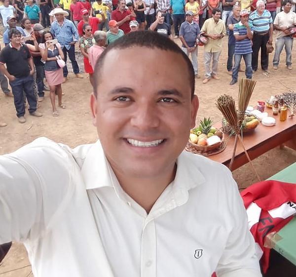 Alex Santiago confirma que será candidato à deputado pelo PR
