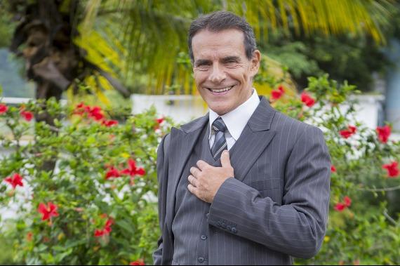 Mário Gomes fala da emoção de voltar à Globo após dez anos
