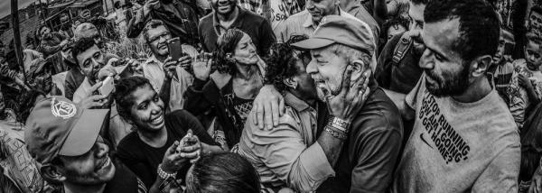 MISSÃO DA OEA OUVE DEFESA DE LULA SOBRE OS DIREITOS DE SUA CANDIDATURA