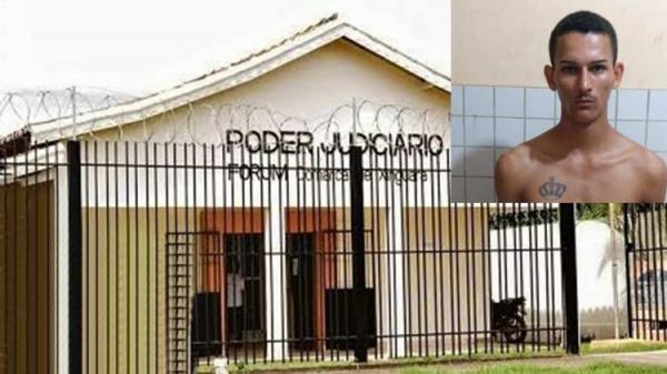 Xinguara: Preso foge de audiência no Fórum e OAB protesta