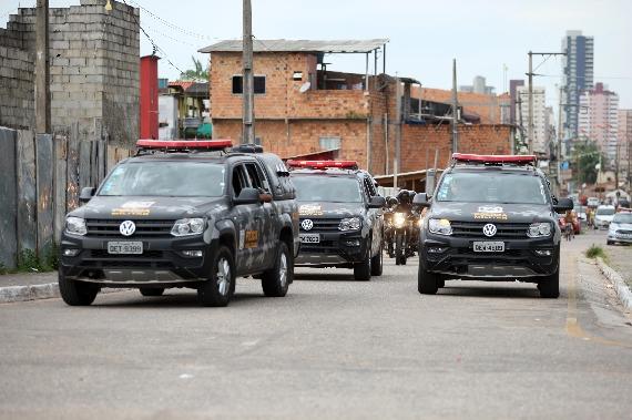 Mais de mil agentes vão participar de operação para coibir crimes durante pleito