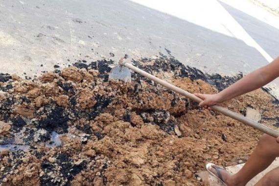MP apura irregulares em obra de asfaltamento realizada pela prefeitura de Jacundá