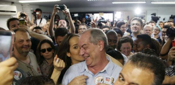 Ciro diz que aceitaria encabeçar chapa de união com Alckmin e Marina