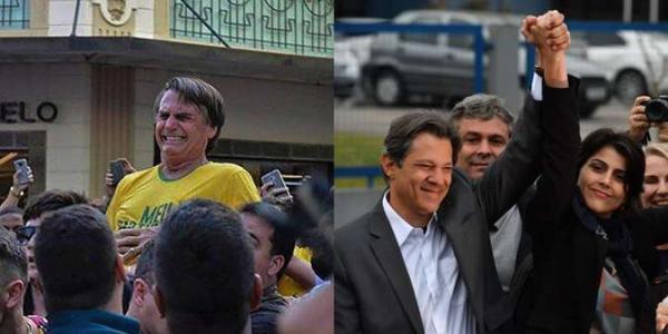 Quais riscos o Brasil corre diante dos extremos nestas eleições?