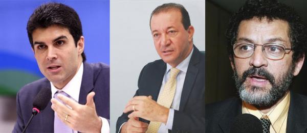 Ibope Governo - Pará, votos válidos: Helder, 54%, Márcio, 25%