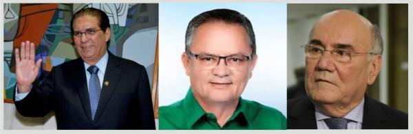 Ibope Senado - Pará, votos válidos: Jader 23%, Zequinha 17%, Flexa 16%