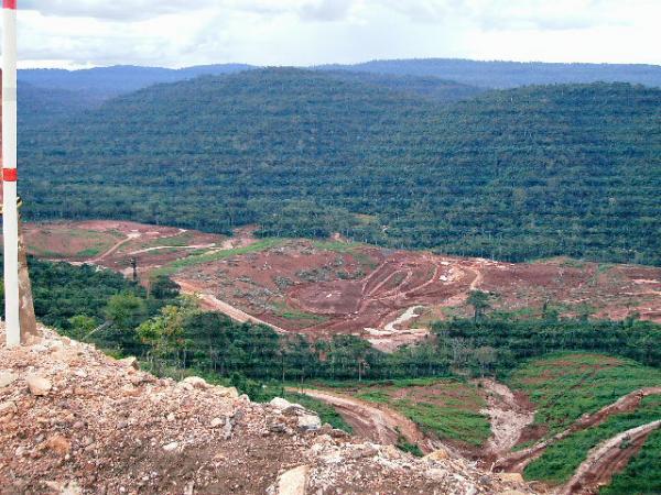 Mineradora inglesa testa amostras de minérios do Projeto Níquel Vermelho em Canaã dos Carajás