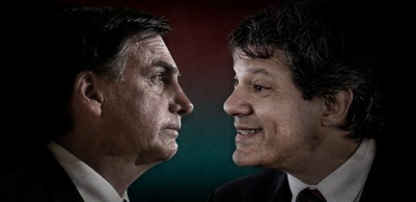 Datafolha: 73% dos eleitores querem Bolsonaro em debates