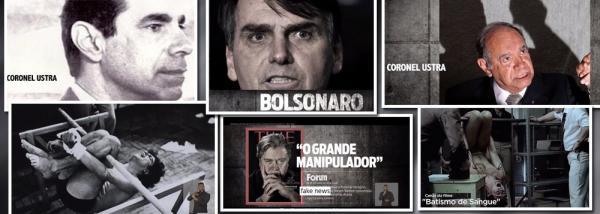 TSE BARRA PROPAGANDA ELEITORAL DO PT SOBRE TORTURA A PEDIDO DE BOLSONARO