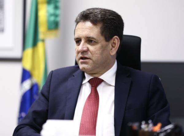 O ministro Edson Duarte disse que o Ministério do Meio Ambiente precisa de estrutura própria e fortalecida. FOTO:Gilberto Soares/MMA