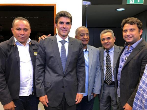 Helder realiza reunião em Brasília e viabiliza obras na BR 422 de Tucuruí a Novo Repartimento para 2019