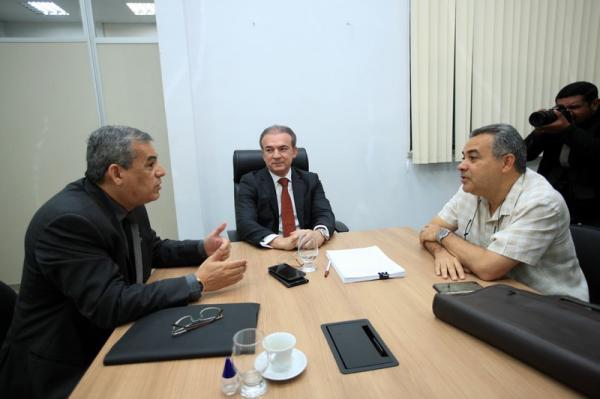 Iniciadas reuniões de transição do governo; Estado recebe pedido formal de informações da gestão