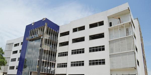 Unifesspa consegue no MEC R$ 1,7 mi para conclusão do prédio de cinco pavimentos