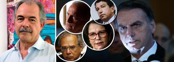 Mercadante: Chances de Bolsonaro dar com os burros nágua são altíssimas