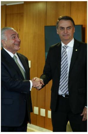 Se já fosse presidente, Bolsonaro vetaria reajuste de ministros do STF