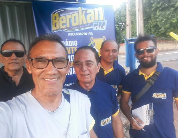 Copa Extremo Sul: Clássico em Tucumã terá transmissão da rádio Berokan FM de Rio Maria