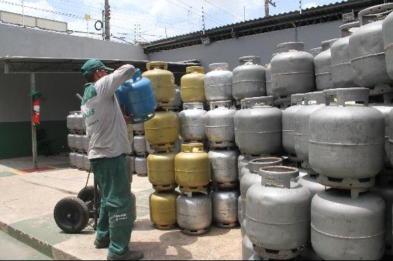 Pará vende o 7º gás de cozinha mais caro do país