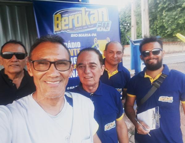 João Carlos Kalegary, Moraes Filho, Antônio Lacerda, Evani Oliveira e Beto Siqueira
