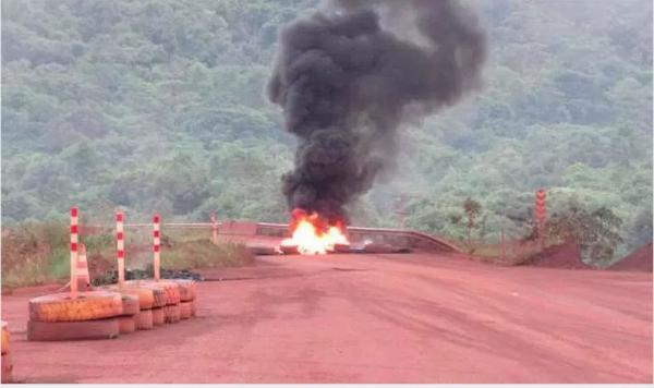 Tentativa de ocupação do Projeto Serra Leste é inibida pela polícia