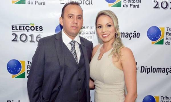 VIUVA DO PREFEITO DE TUCURUI SACOU CHEQUE DE EMPRESA DIAS ANTES DA EXECUÇÃO DO MARIDO
