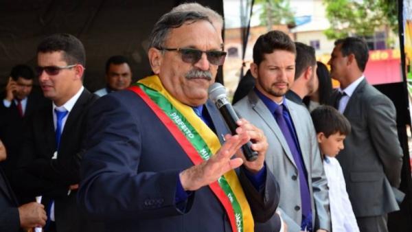 Justiça afasta Zé Martins da Prefeitura de Jacundá