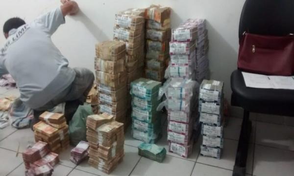 Quadrilha pode ter levado mais de 100 milhões de reais após assalto em agência bancária no Maranhão