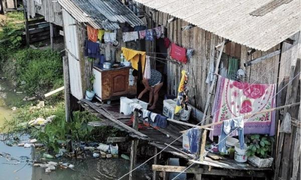 Pobreza aumenta e atinge 46% dos paraenses, mostra estudo do IBGE