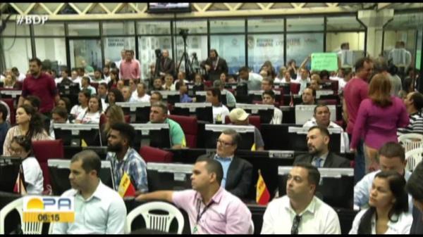 Conta de luz é tema de sessão especial na Alepa