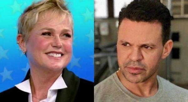 Xuxa causa climão ao ignorar Eduardo Costa em programa da Record; veja o vídeo