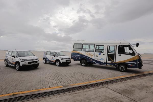 34 Municípios do Pará são contemplados com 33 carros e 6 micro-ônibus