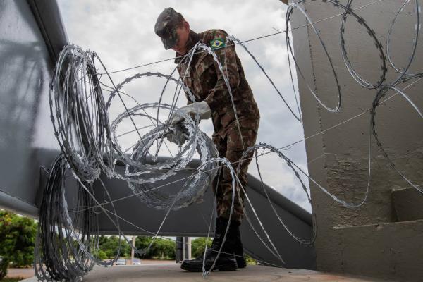 Segurança de Bolsonaro terá aparato militar sofisticado