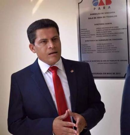 Após 6 anos à frente da OAB Xinguara, Dr. Cícero Sales deixa o cargo