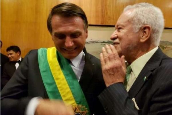 Alexandre Garcia finalmente responde se vai trabalhar com Bolsonaro