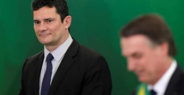 Moro montou 'República de Curitiba' no governo Bolsonaro