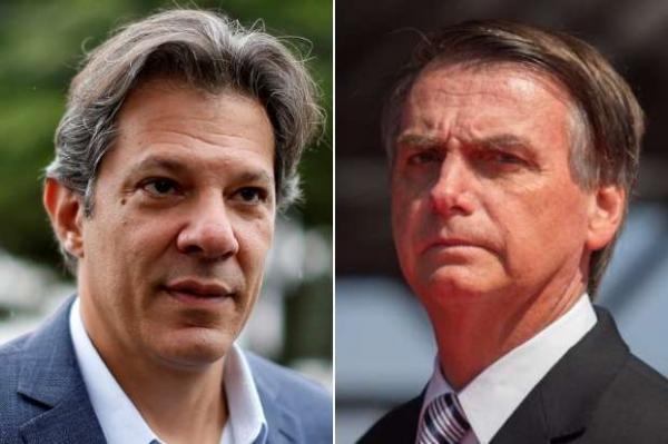 Haddad e Bolsonaro brigam no Twitter sobre 'anti-intelectualismo'