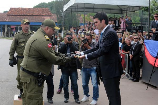 Coronel Dilson Júnior assume o Comando Geral da Polícia Militar do Pará