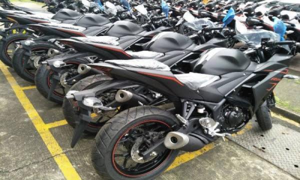 Prefeitura de Canaã dos Carajás leiloa mais de 300 motos no próximo dia 23