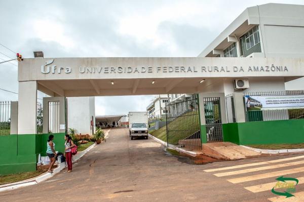 PARAUAPEBAS: UFRA seleciona professores com salário de até R$ 5,7 mil
