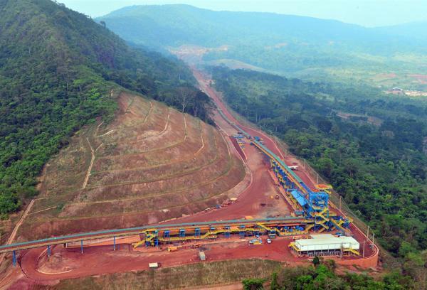Exportações ferro do Brasil crescem 25,4% em 2018 com avanço do S11D