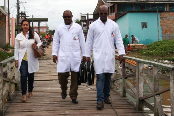 """""""Mais Médicos"""": 80% das vagas não foram ocupadas, no Pará"""