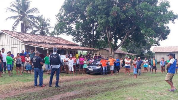 Governo Bolsonaro tem primeira ocupação em fazenda no interior do Pará
