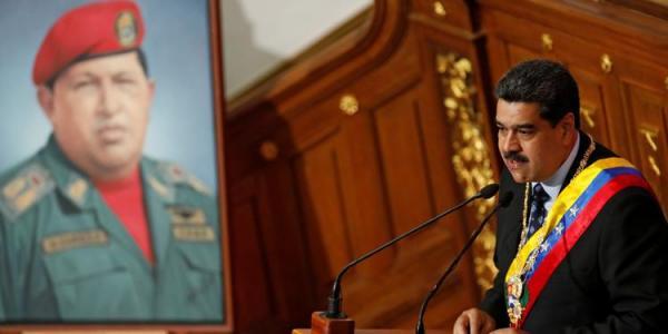 """""""Bolsonaro é Hitler!"""", afirma Maduro em meio a tensão com o Brasil"""