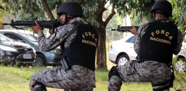 Moro atende pedido de Helder e Força Nacional de Segurança virá ao Pará