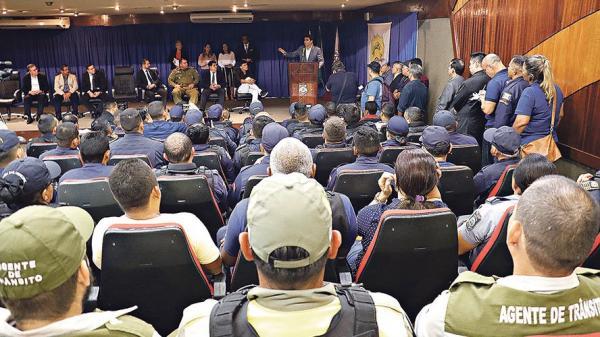 Governo do Pará vai treinar agentes municipais de segurança