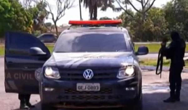 MARABÁ: Grupo de milicianos é desmontado pela Polícia