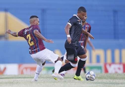 Galhardo marca e Vasco estreia com vitória sobre o Madureira no Carioca