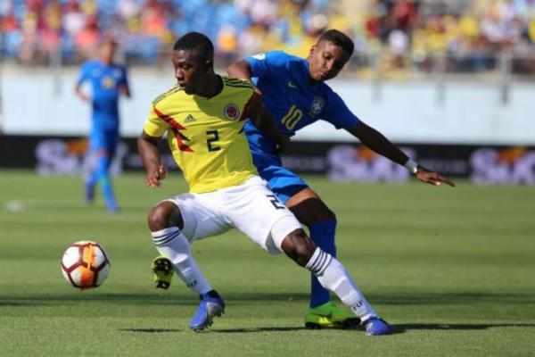 Brasil joga mal e empata na estreia do Sul-Americano Sub-20