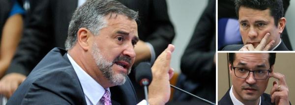 Paulo Pimenta: E agora, Moro? E agora, Deltan? Vai ter protesto?
