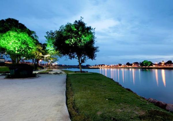 Conhecida hoje como 'município verde', Paragominas tem 111 mil habitantes — Foto: Clayton Dias